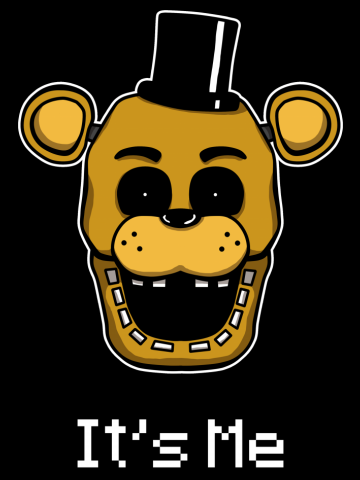 Five Nights at Freddy's - Golden Freddy - It's Me