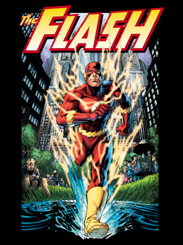 Flash - The Crimson Comet