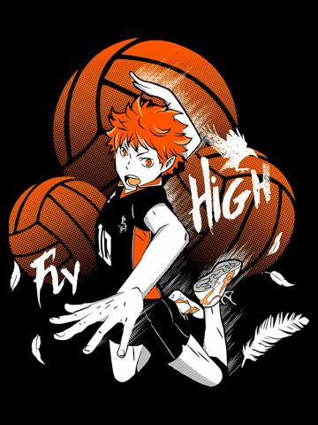 Fly High Karasuno