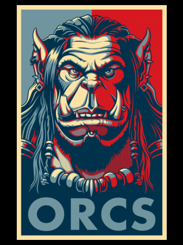 For the Orcs