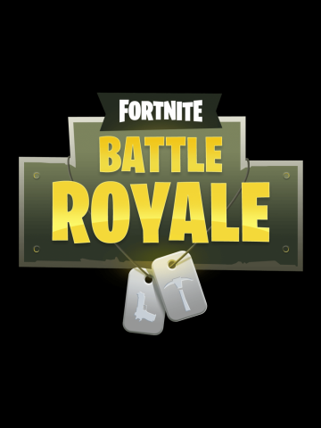 Fortnite Battle Royale - game logo