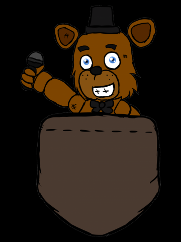 Freddy Fazbear - FNAF Pockets