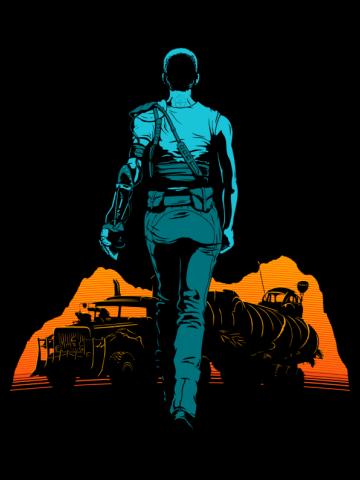 Fury driver - Mad Max