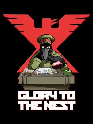 GLORY TO THE NEST