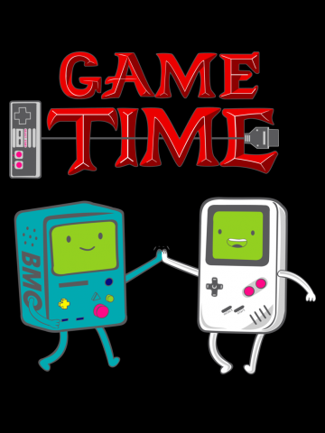 Game Time - Adventure Time