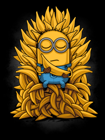 Game of Banana Thrones - Minion