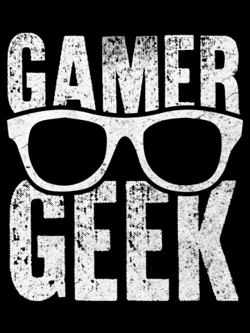 Gamer Geek Funny Video Games Player