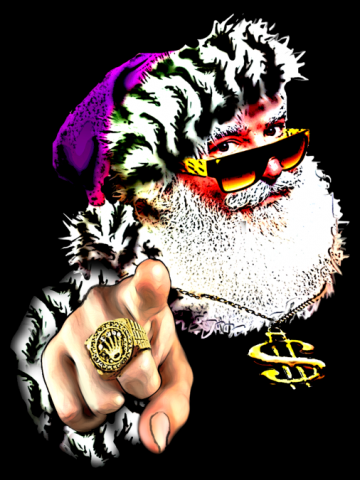 Gangsta Claus