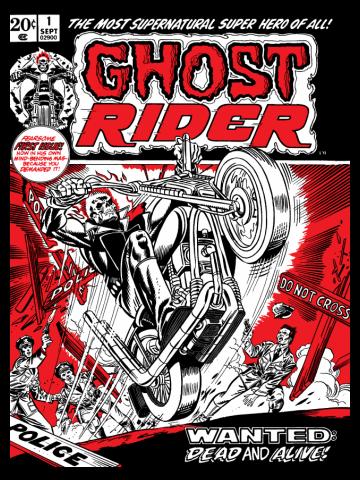 Ghost Rider Comic