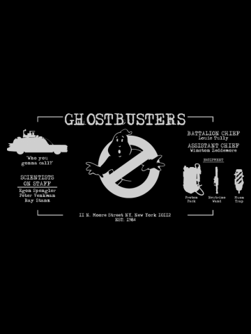 Ghostbusters Inc.