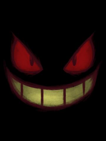 Gngr Poke-Face!