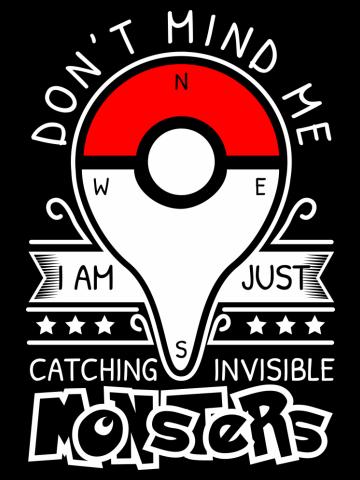 Go Poke Funny Catch Shirt
