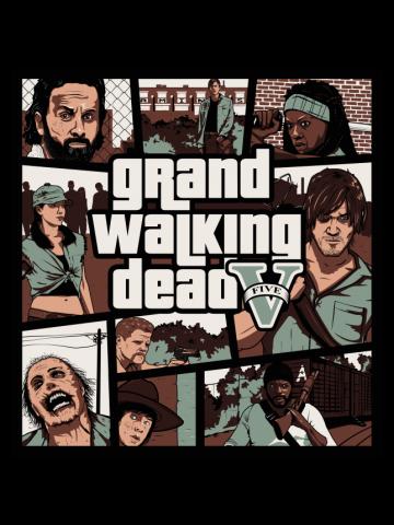 Grand Walking Dead