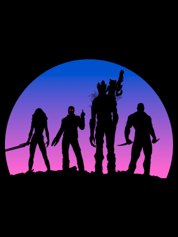 Guardians of the Galaxy - v2 alternative