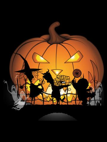 """Hakuna Matata """"Halloween"""""""