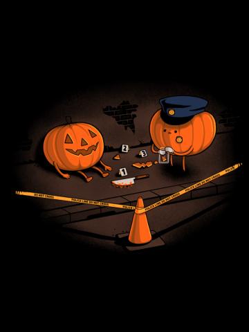 Halloween Crime