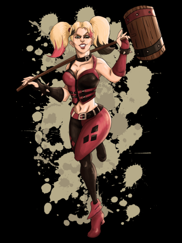 Harley Quinn alt1
