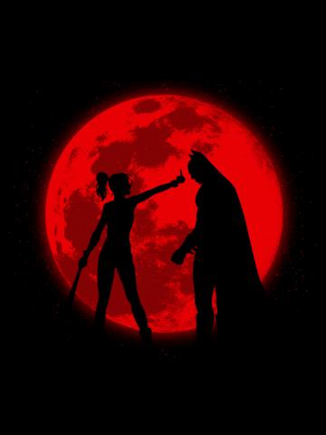Harley Quinn vs Batman