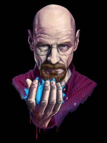 Heisenberg - Crystal Hand