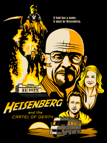 Heisenberg Cartel of Death