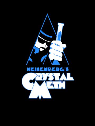Heisenberg's Crystal Meth