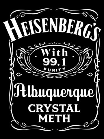 Heisenberg's Pure Crystal Meth