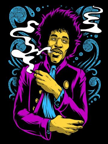 Hendrix - Smoke