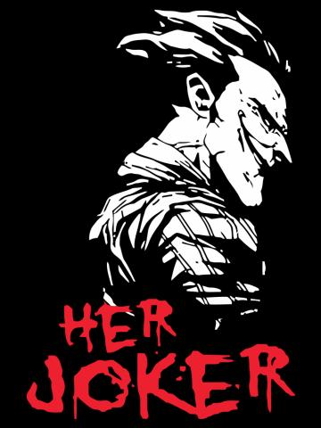 Her Joker & His Harley [men]
