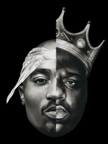 Hip Hop Kings - Notorious B.I.G & 2PAC