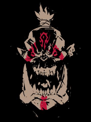 Horde Orc dark