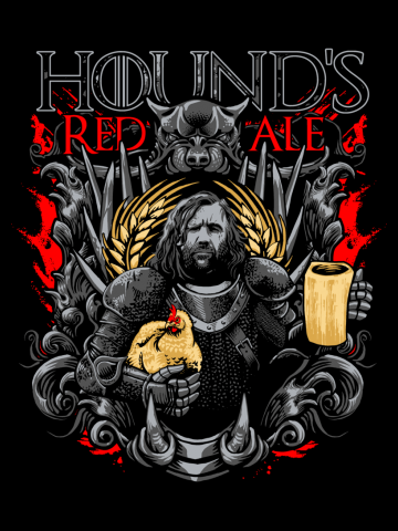 Hound Red Ale - Game of Thrones