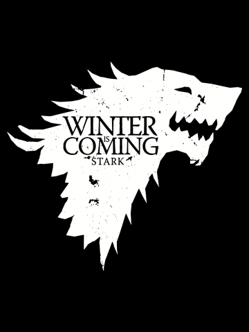 House Stark Sigil - Game of thrones