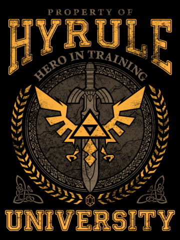 Hyrule University