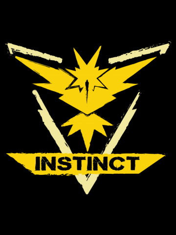 INSTINCT - TEAM YELLOW - Alt