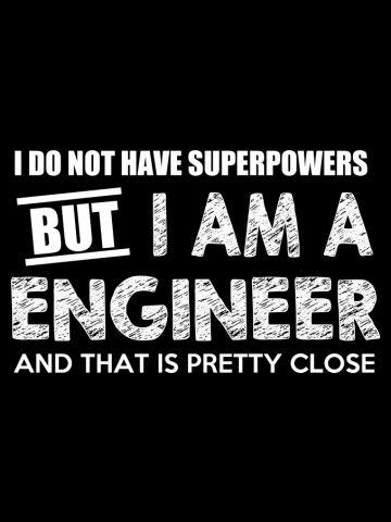 I AM A ENGINEER