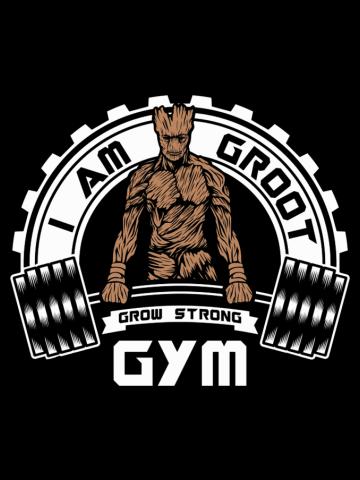 I Am Groot Guardians Galaxy Gym Mashup Parody