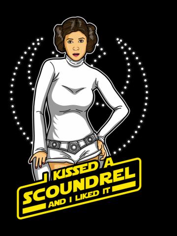 I Kissed a Scoundrel