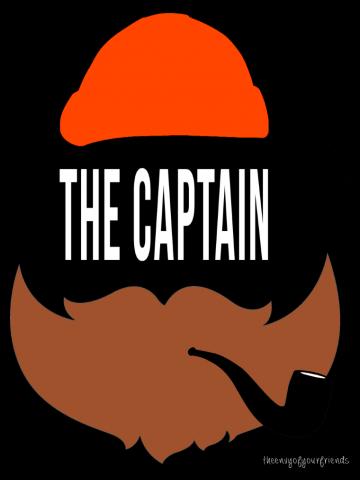 I'M THE CAPTAIN