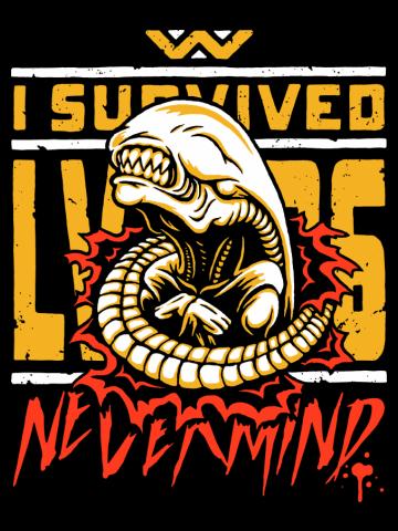 I Survived LV-426