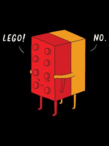 I'll Never Lego