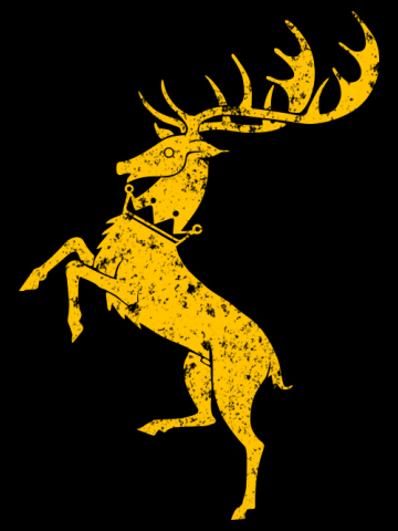 I'm from House Baratheon