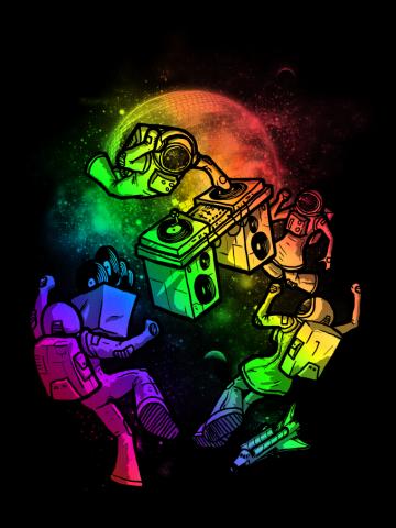Intergalactic Dance Party