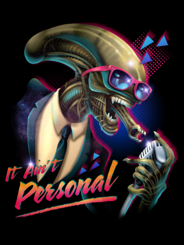 It Ain't Personal