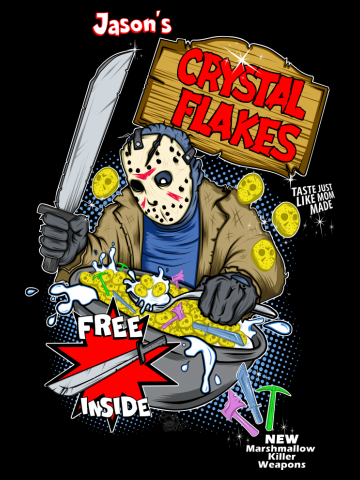 Jason's Crystal Flakes