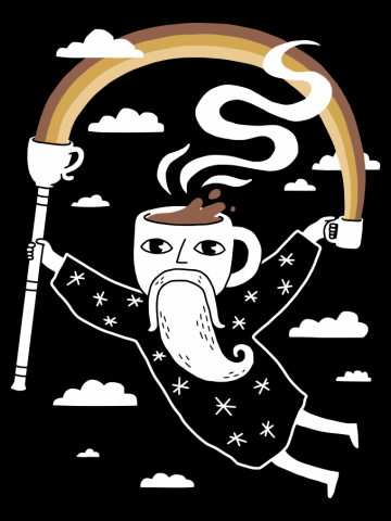 Joe the Coffee Wizard