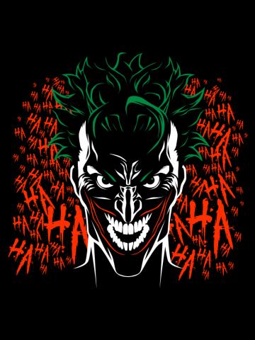 Joker HA Ha