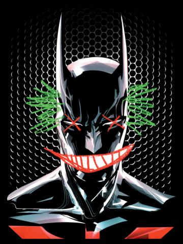 Jokers - Crayola Smile