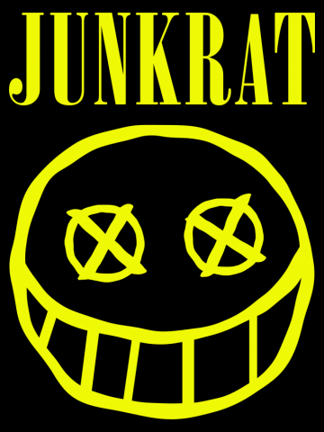 Junkrat Smiley Face