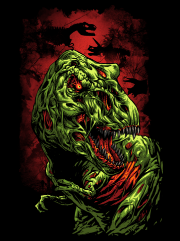 Jurrasic Zombie 2