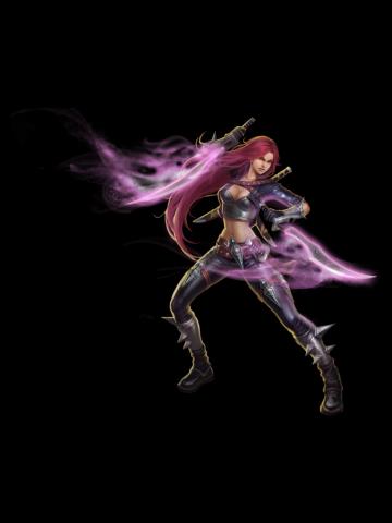 Katarina Swords - League of Legends